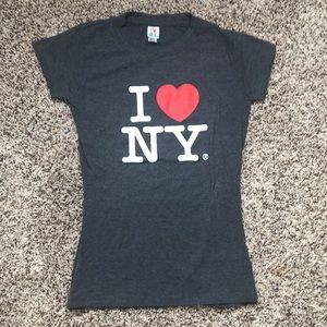 I love NY T-shirt
